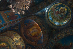 Heaven Above (gregorio_rossi) Tags: russia st petersburg chiesa salvatore sangue versato church savior blood mosaics