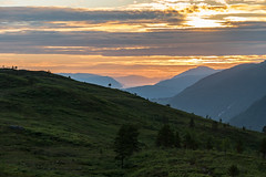 Time to hit the hay (hanschristian_nielsen) Tags: norge vandreferie todalen norway trollheimen hiking summer evening
