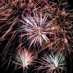 Feu d'artifice Nice 15.08.18 (aiglon06) Tags: firework france nice nightshot