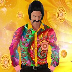 Seventies (James.photoart) Tags: seventies disco summerdaze solar abstractartangel77
