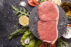 From my last work for GrassFedItalia! (MirkaDR) Tags: foodphotography foodporn meatlovers meatporn advertising composition foodstyling beef meat canon6d italian colors tasty tastyfood quality products webmarketing foodlovers workhard engagement stillife adsphoto delicious beautyful food
