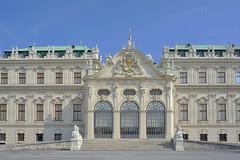 Wiedeń / Vienna - Belweder / Belvedere (Adam Żabiński) Tags: wiedeń architecture vienna architektura zabytki monuments belvedere ngc