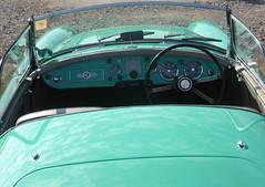 MG MGA (1956) (andreboeni) Tags: dashboard fascia cockpit interior classic car automobile cars automobiles voitures autos automobili classique voiture rétro retro auto oldtimer klassik classica classico mg mga sports roadster