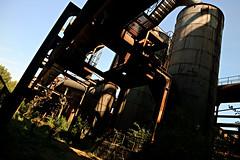Landschaftspark Duisburg-Nord (nestje) Tags: landschaftsparkduisburgnord duisburg landschaftspark urbex maschine machine