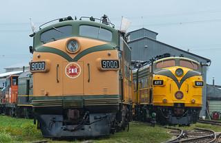 CN 9000 Edmonton AB