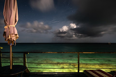 Night on the ocean - Maldives - Seascape photography