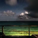 Night on the ocean - Maldives - Seascape photography thumbnail