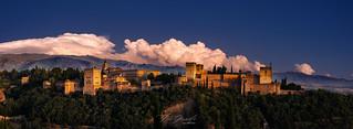 Panorámica Alhambra