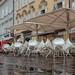 regnerischer Vormittag in Klagenfurt