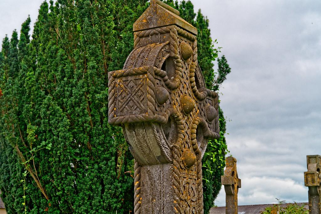 OLD CHURCHYARD KNOWN AS ST. JOHN'S [DUBLIN ROAD KILKENNY]-142955