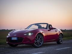_8160085-1_st (eugeniomaniero) Tags: mazda miata mx5 roadster olympus omd 1240 pro car sunset micro four thirds