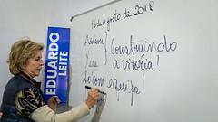 16/08/18 - Inauguração do primeiro comitê de campanha em Porto Alegre