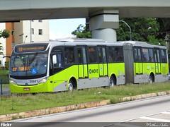 SM Transportes - 20621 (Matheus Adler) Tags: belohorizonte smtransportes mercedesbenz mascarello brt articulado ônibus urbano mg