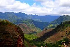 Unreal (Ken S Three) Tags: kauai hawaii waimeacanyon canyon nature landscape breathtakinglandscapes