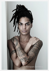 IMG_2216h (Defever Photography) Tags: male model colombia fashion portrait face dreads tattoo inked arms