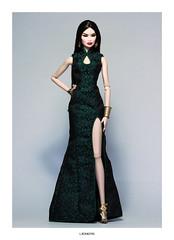 Kyori Sato (L.Royalty55) Tags: fashionroyalty fr2 fr fr3 kyorisato shade exclusive convention integritytoys it fashion ldolls reroot doll