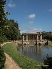 Bath Prior Park Palladian Bridge 2018 08 02 #7 (Gareth Lovering Photography 5,000,061) Tags: bath prior park nationaltrust gardens palladian bridge serpentine lakes viewpoint england olympus penf 14150mm 918mm garethloveringphotography