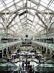 Irland (Nadja Golitschek) Tags: irland grüneinsel ireland insel tourismus impressionen dublin kaufhaus viktorianisch architektur
