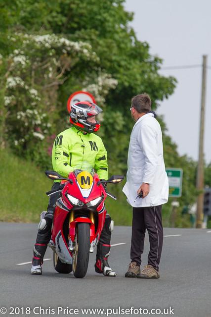 Pre TT Classic Billown 2018 Practice