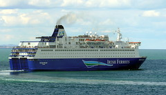 18 08 10 Oscar Wilde departing Rossalre  (12) (pghcork) Tags: oscarwilde rosslare ferry ferries carferry irishferries ireland wexford
