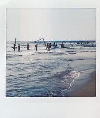 (alberto.velardi) Tags: analoguedigital summer beach instax square