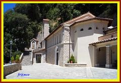 Santuario di Greccio (fr@nco ... 'ntraficatu friscu! (=indaffarato)) Tags: italia italy lazio rieti greggio santuario santo francesco