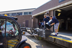 RRC_Sustainability_July 2018-049 (RedRiverCollege) Tags: rrc redrivercollege notredamecampus ndc sustainability electriccar compost bike