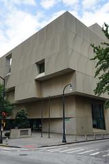 2018-08-FL-194600 (acme london) Tags: 1980 architecture atlanta brutalist concrete fultonlibrary georgia insituconcrete library marcelbreuer us