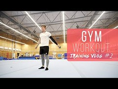 Workout Tips - Video : Gymnastics Workout Ι VLOG 2 Ι Back in the gym after Christmas!! (Health Cares World) Tags: