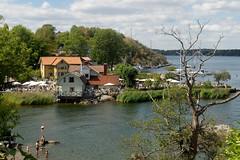 Ausflugsziel Vaxholm (KL57Foto) Tags: 2018 juli july kl57foto omdem1 olympus schweden sommer summer sverige sweden vaxholm umlandstockholm schären schäreninsel schärengarten archipelago vaxön uppland