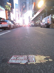 House of Hades Broken Up Style Toynbee Tile 7786 (Brechtbug) Tags: house hades toynbee tile broken up new york city plus colossus roads brakeman brush in surrealville 2018 ford art artist mosaic parts part shattered smashed jumbled black top asphalt 08152018 nyc broadway fifty first street