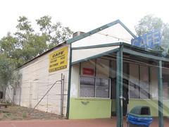 Cafe and take away (spelio) Tags: australia remote wa western june 2011 pilbara travel
