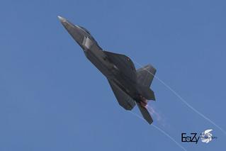 05-4089 United States Air Force Lockheed Martin F-22A Raptor