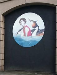 Alexandra Gallagher (koothenholly) Tags: bow blackburn lancashire streetart