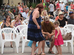 Dancing to the band (jamica1) Tags: derina harvey band revelstoke bc british columbia canada audience