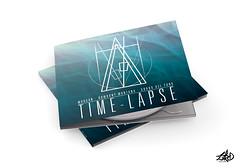 Time-Lapse - CD artwork (Ziro Pictures INK) Tags: artwork music rap hiphop música diseñográfico graphicdesign ziropicturesink zaragoza cd timelapse morgan gordodelfunk bombonymontana