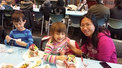 20161210_132808(0) (ypsidistrictlibrary) Tags: gingerbreadhouses gingerbread candy kids annual xmas christmas ydlwhittaker