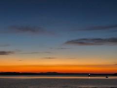 Evening gradation via iPhone. (LEXPIX_) Tags: sunset dusk twilight gradation evening light iphone iphonex smartphone cameraphone lexpix