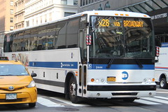 IMG_0993 (GojiMet86) Tags: mta nyc new york city bus buses 2011 x345 2444 x28 5th avenue 43rd street