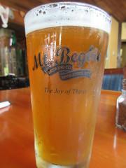 Mt. Begbie IPA (jamica1) Tags: glass mug beer village idiot pub revelstoke bc british columbia canada