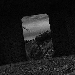Utö-0010 (Christophe La Rocca) Tags: 2018 lestracesdelhomme noiretblanc pointillisme nature outdoor sweden travel dark guerre histoire white chemin noir noise bnw angoisse interdit sombre solitude postapo art abandon archéologie ruines tristesse