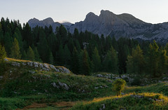Triglav Lakes Valley (happy.apple) Tags: ukanc radovljica slovenia si triglavlakesvalley dolinatriglavskihjezer julijskealpe julianalps slovenija morning mountains geotagged