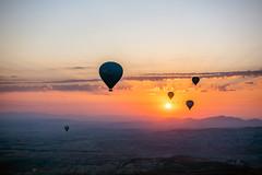 SUN KISSED (scatrd) Tags: 2018 travels 2018turkeyholiday sunrise cappadocia 2018holiday travelphotography hotairballoons hotairballoon 2018turkey nikond800e nikond810 nikon d810 mynikonlife jasonbruth
