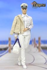 "Men doll fashions from ""Sea Cruise"" collection by ELENPRIV (elenpriv) Tags: male fashions fashionroyalty homme fr jasonwu integrity toys doll elenpriv elena peredreeva handmade clothes dollclothes seacruise collection"