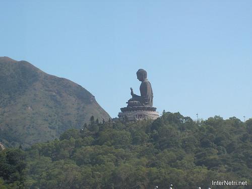 Великий Будда Гонконг Hongkong InterNetri 0210