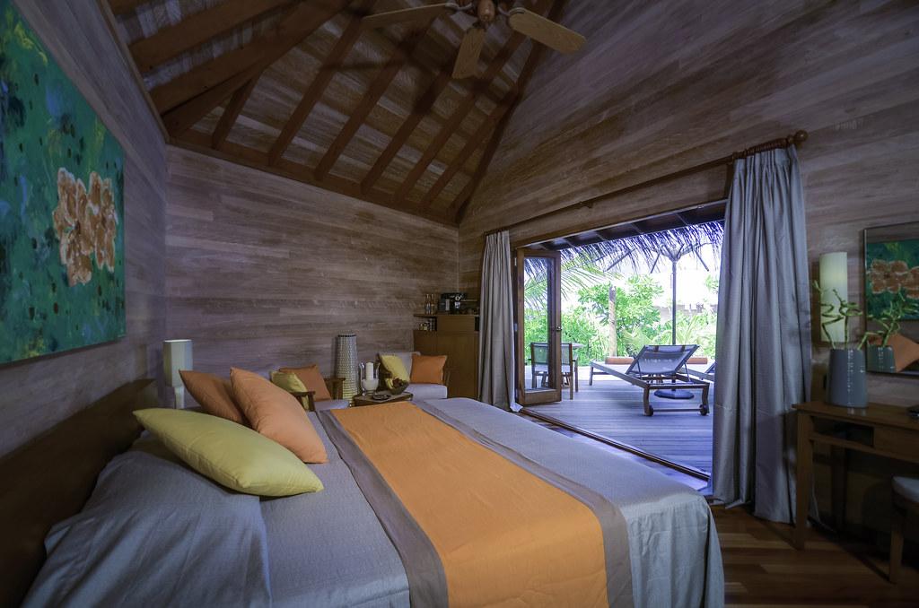 Beach Villa - Interior