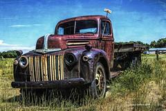 Dead Eye Joe   ...HTT! (jackalope22) Tags: htt truck thursday ford