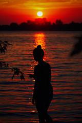 A98I3011 (CdnAvSpotter) Tags: sunset petrie isand silhouette model girl clouds landscape ottawa river redskyatnight sailorsdelight aviatorsdelight nature