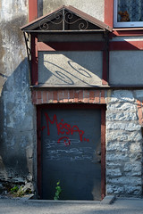 Doors of Kalamaja (JohntheFinn) Tags: tallinn estonia europe viro eesti kalamaja door uks ovi architecture kabloppo