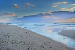 The sea and the sand.... (Tobi_2008) Tags: sylt strand beach himmel sky meer ocean sea nordsee northsea atlantik schleswigholstein deutschland germany allemagne germania